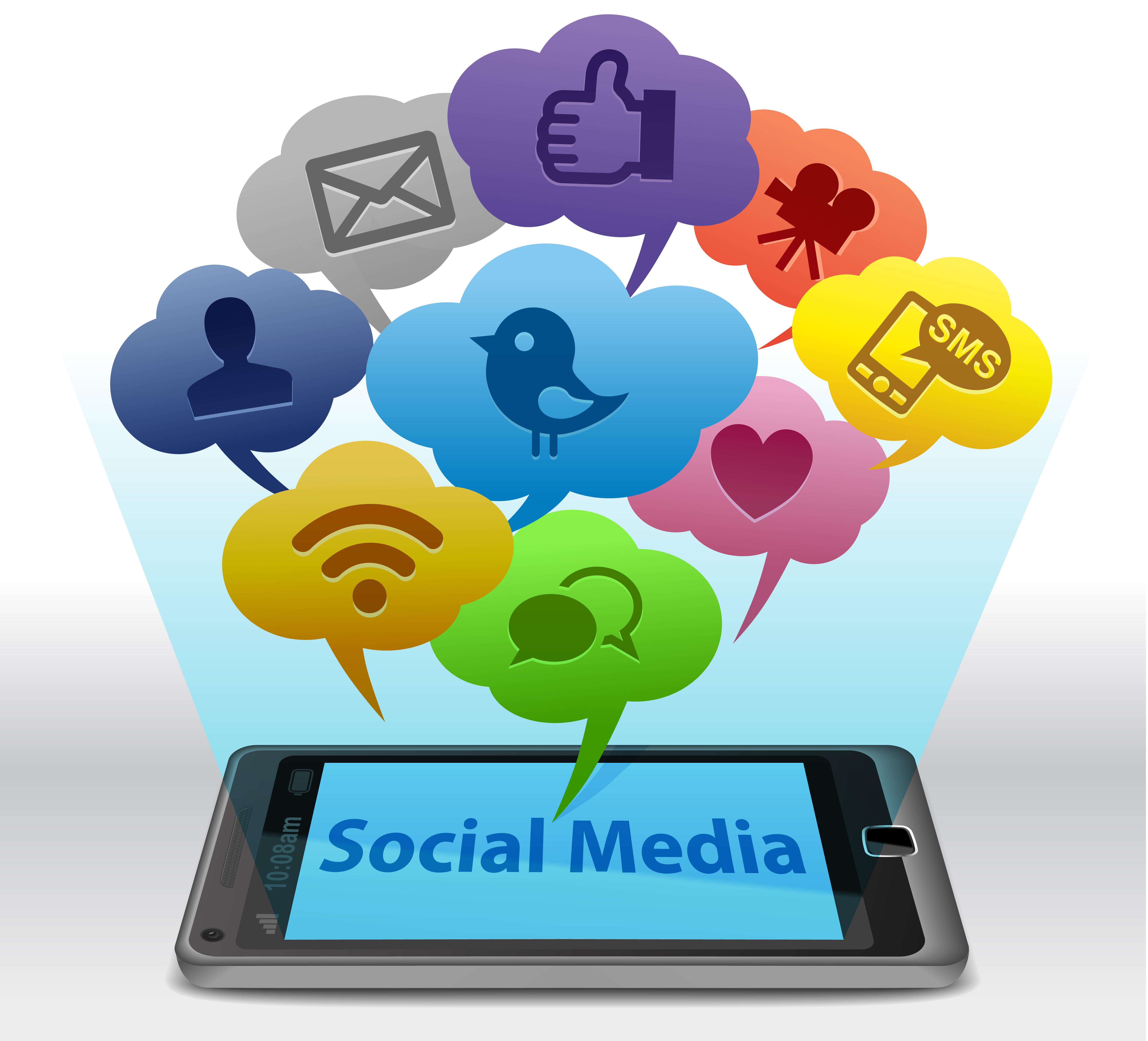 ISMC - Social Media